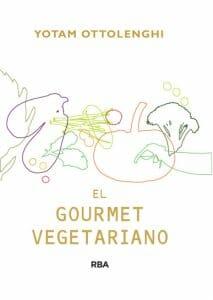 Portada de El Gourmet Vegetariano