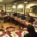 Presentación en Madrid del libro 'Cerveza, la bebida de la felicidad'