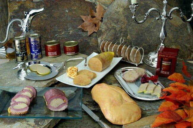 Productos de Foie de Selectos de Castilla