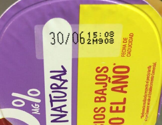 Los yogures ya no caducan, pero tendrán consumo preferente
