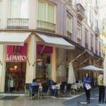 Calle Larios. Málaga