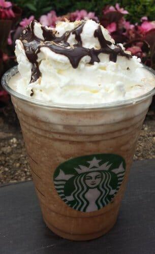 Frapuccino de Starbucks