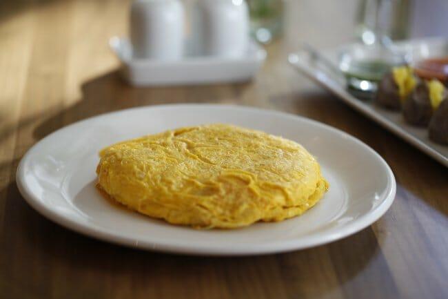 Los huevos son otro alimento muy indicado para la cena