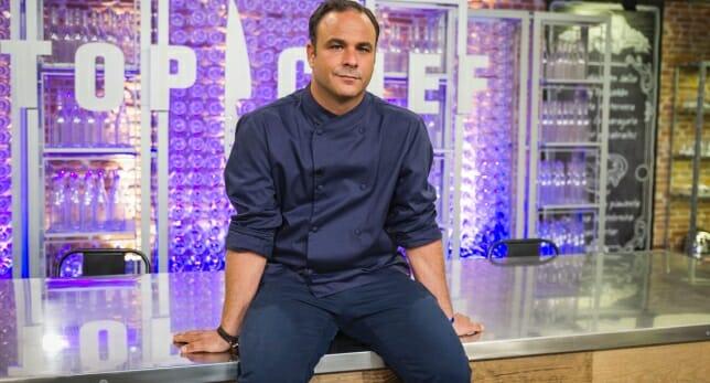 El ex jurado de Top Chef, Ángel León, visitará a los participantes de esta nueva edición