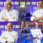 Top Chef: los hermanos Jerez, Irina y Honorato no pasaron la primera criba