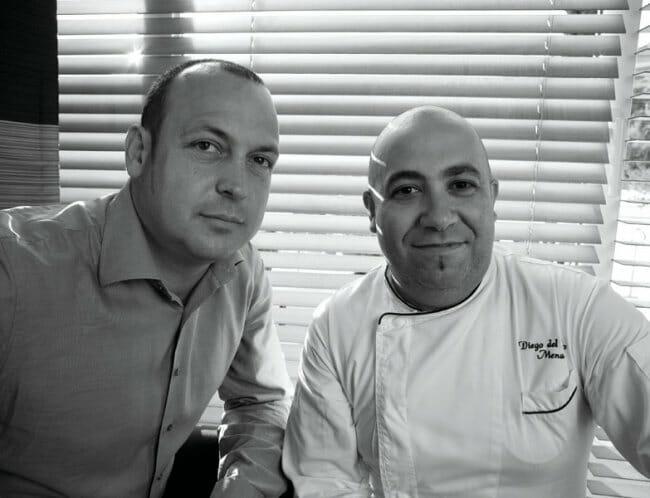 Paco García y Diego del Río