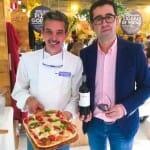 Menú maridaje con pizzas gourmet, de la mano de Jesús Marquina