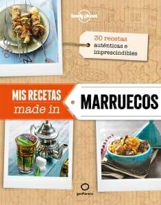 Portada de Mis recetas made in Marruecos