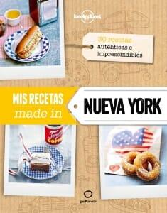 Portada de Mis recetas made in Nueva York
