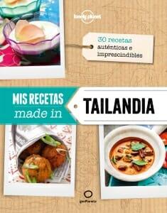 Portada de Mis recetas made in Tailandia