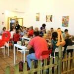 Restaulandia, un restaurante infantil con animación donde también comen los padres