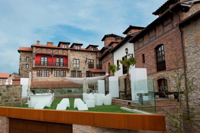 Hotel Costa Esmeralda Suites, ambiente rural y máximo confort