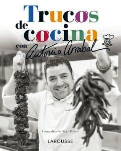Portada de Trucos de cocina con Antonio Arrabal
