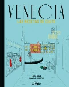 Portada de Venecia: las recetas de culto