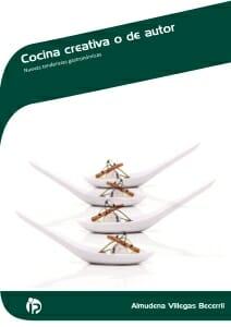 Portada de Cocina creativa o de autor