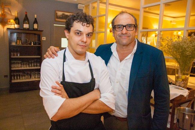 Roberto Terradillos y Rodrigo Delgado