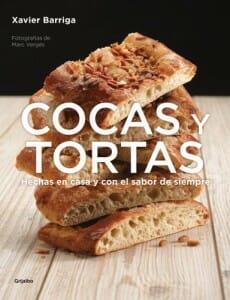 Portada de Cocas y tortas: hechas en casa y con el sabor de siempre