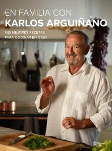 Portada de En familia con Karlos Arguiñano