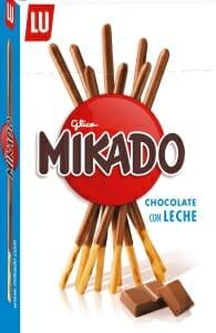 Portada de Mikado chocolate con leche: las mejores recetas