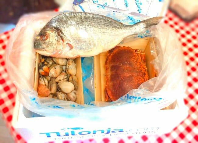 Tulonja.com, la pescadería a domicilio
