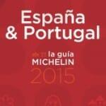 Guía Michelin 2015 de España y Portugal