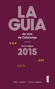 Portada de La Guía de vins de Catalunya