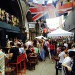 Londres: Mercados y 'street food' en Navidad