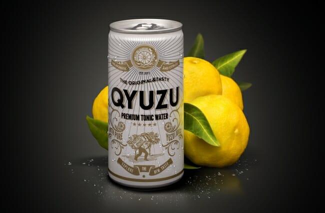 Qyuzu, la tónica con esencia del cítrico japonés