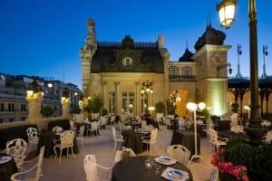 La Terraza del Casino de Madrid