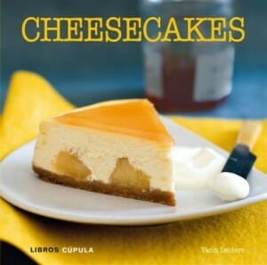 Portada de Cheesecakes