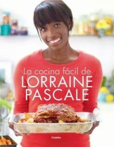 Portada de La cocina fácil de Lorraine Pascale