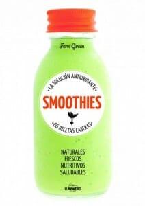 Portada de Smoothies, la solución antioxidante