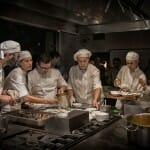 Trabajadores del Catering Casa Gerardo