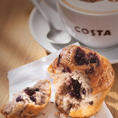 Costa coffee ha iniciado su expansión por España