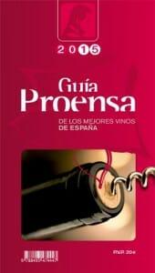 Portada de Guía Proensa de los Mejores Vinos de España 2015