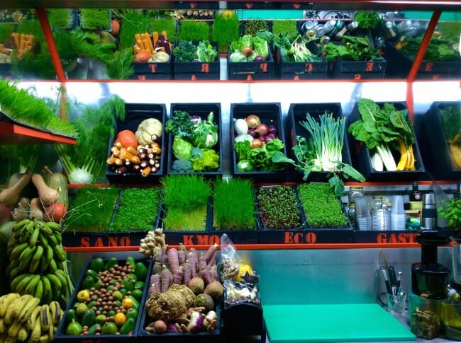 Prioriza los alimentos vegetales