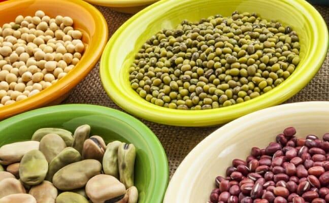 C mo se cocinan las legumbres nutricion y consumo for Como se cocinan las setas