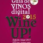 Nueva guía Wine Up! 2015, mejorada con contenidos de Enoturismo