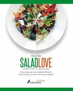 Portada de Salad love, Pasión por las ensaladas