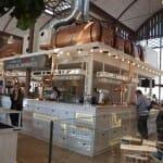 Cervecería del Mercado de la Lonja del Barranco, un proyecto de Francisco Rivera y Carlos Herrera