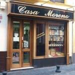 Casa Moreno, nuestra primera parada en la ruta del tapeo por Sevilla