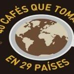 La vuelta al mundo con un buen café