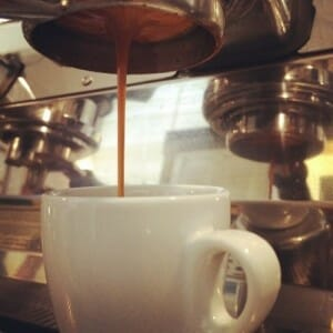 Café de gran calidad, en Toma Café