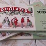 La empresa produce 4 variedades de chocolate