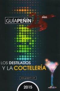 Portada de Guía Peñín de los destilados y la coctelería