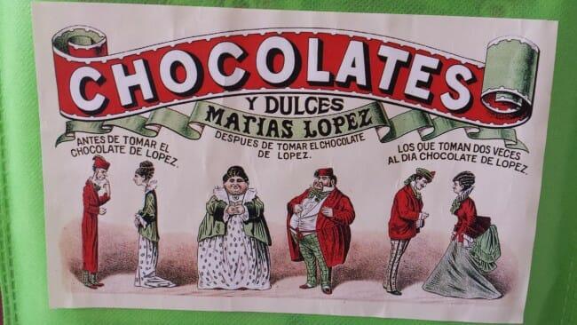 Un chocolate para coleccionistas