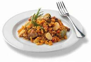 Paella, un plato emblemático de La Costa Blanca