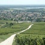 Vistas de la ciudad de Tokaj