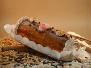 Brazo de San Lorenzo, típico dulce palentino