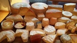 Para disfrutar del placer del queso